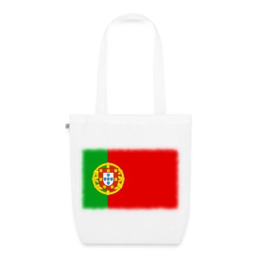Sac drapeau portugais - Sac en tissu biologique