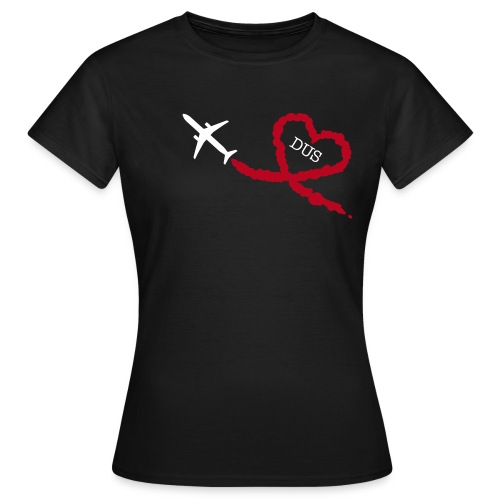 Love is in the air - DUS - Frauen T-Shirt