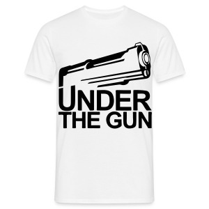 under the gun - T-shirt Homme