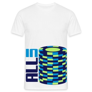 all in  - T-shirt Homme