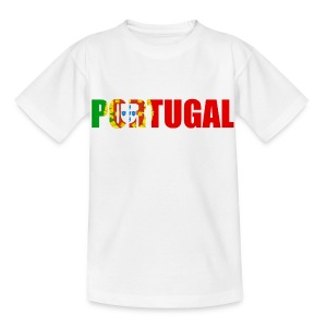 T shirt enfant portugal - T-shirt Enfant