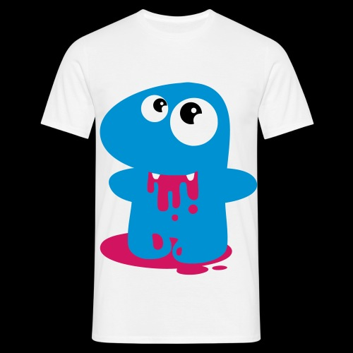 TShirt Bloddy Monster - Männer T-Shirt