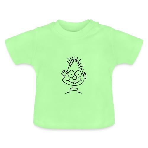 Baby T-Shirt Druck vorne - Baby T-Shirt