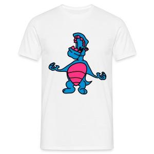 Dino T-Shirt - Mannen T-shirt