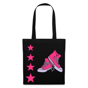 star shoes - Tote Bag