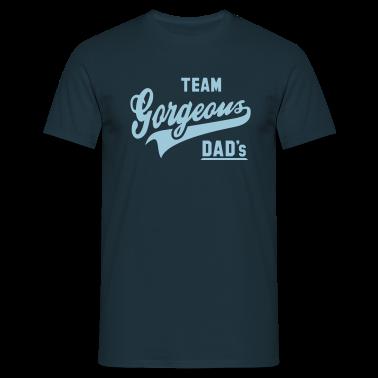 TEAM Gorgeous Dads Men T-Shirt HN