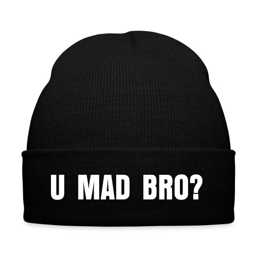 U Mad Bro? - Wintermuts
