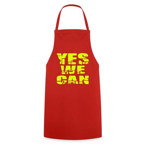 Kochschürze: YES WE CAN - Kochschürze
