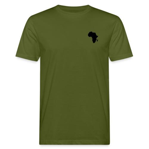 AfrikArt Basic - Männer Bio-T-Shirt