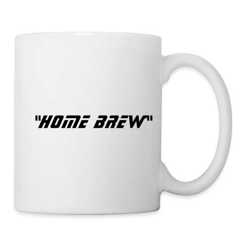Tasse - Die Tasse zur Home Brew Collection.