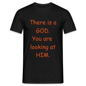 He God - Men's T-Shirt