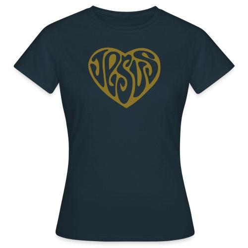 JESUS HERZ 1 - Frauen T-Shirt
