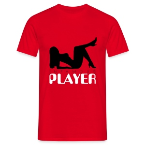 Infamous Player 01 - Men's T-Shirt