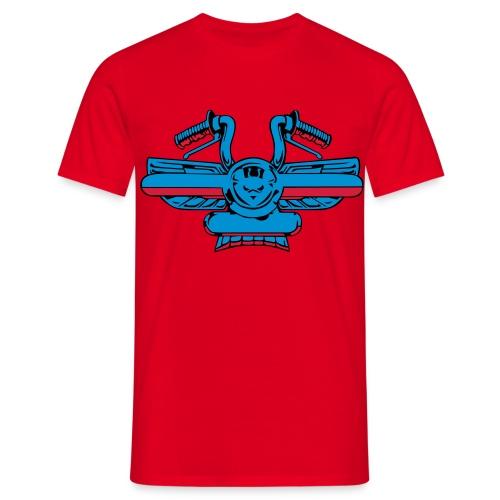A fond les manettes - T-shirt Homme