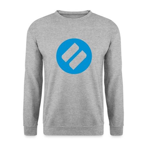 Azzuro cerchio jumper - Men's Sweatshirt
