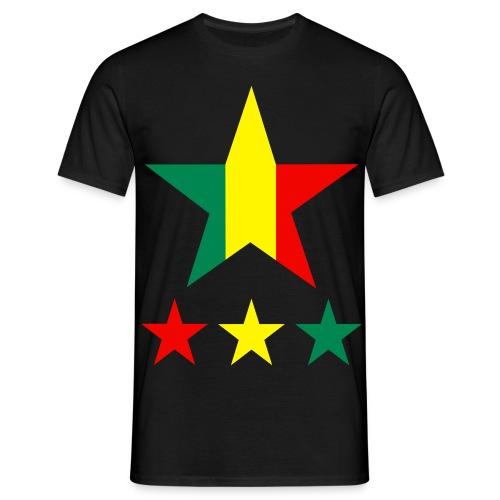 REGGAE T-Shirt - Mannen T-shirt