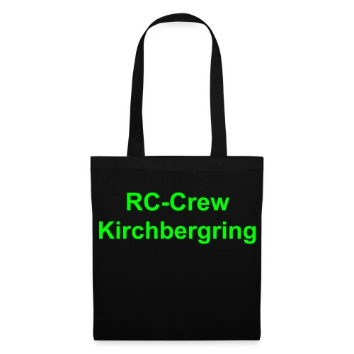 RC Crew Kirchbergring Stofftasche - Stoffbeutel