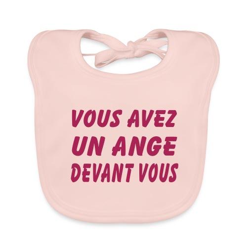 Bavoir ange - Bavoir bio Bébé