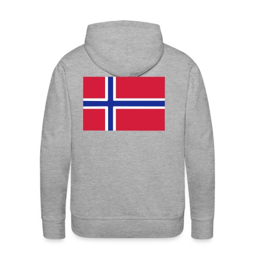 I love Norway - Men's Premium Hoodie