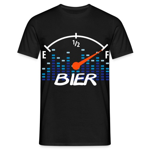 BIER - T-skjorte for menn