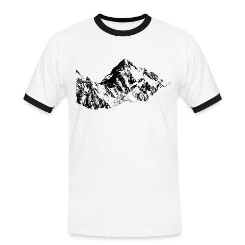 K2 T-Shirt Herren - Männer Kontrast-T-Shirt