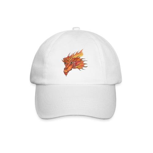 Feuerdrache - Baseballkappe