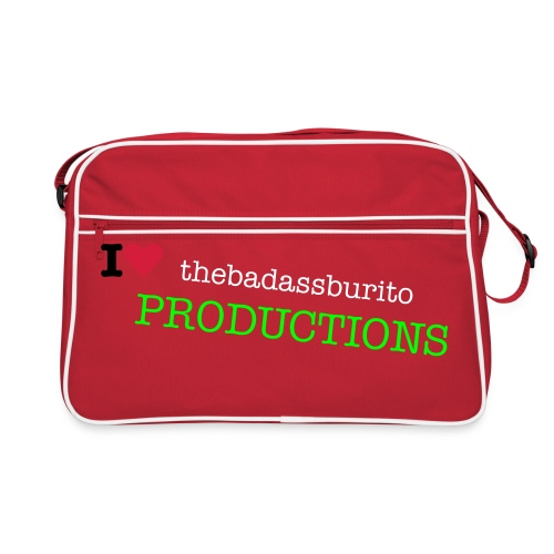 thebadassbag - Retro Bag