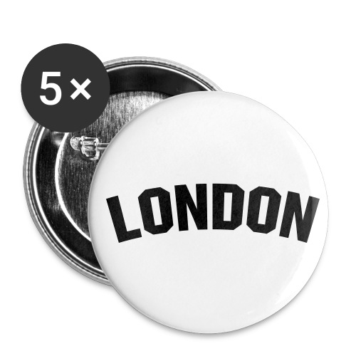 Spilla london :) - Spilla piccola 25 mm
