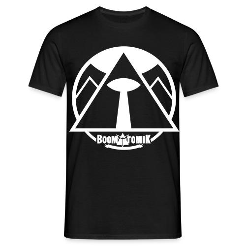T-shirt homme Boom pyramid - T-shirt Homme