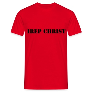 iRep Christ - Men's T-Shirt