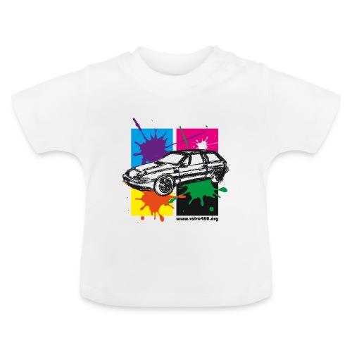 T-shirt bébé - Gribouille - T-shirt Bébé