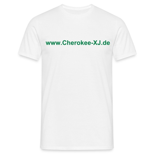 men | T-Shirt classic | XJ page - std - Männer T-Shirt