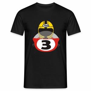 Joey Dunlop 3 - Men's T-Shirt