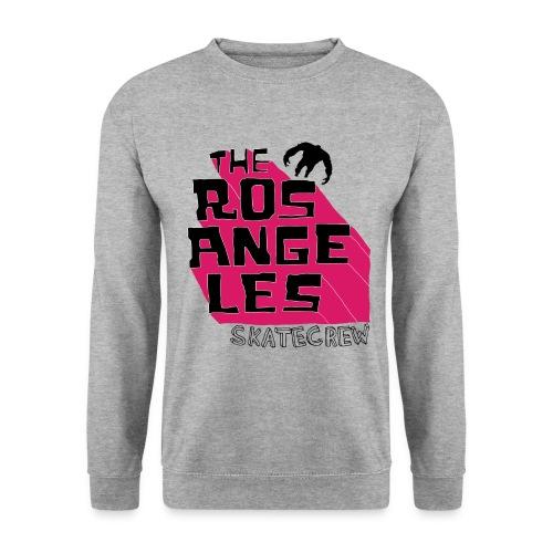 RosAngeles Skate Crew Sweatshirt - Felpa da uomo