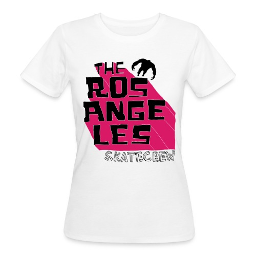 Skate Crew for woman - T-shirt ecologica da donna