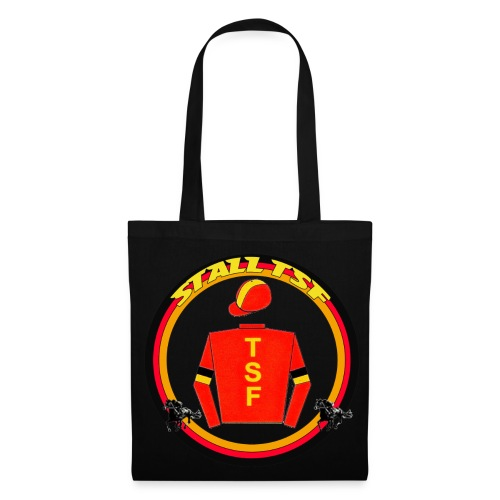 Stofftasche mit TSF-Logo - Stoffbeutel