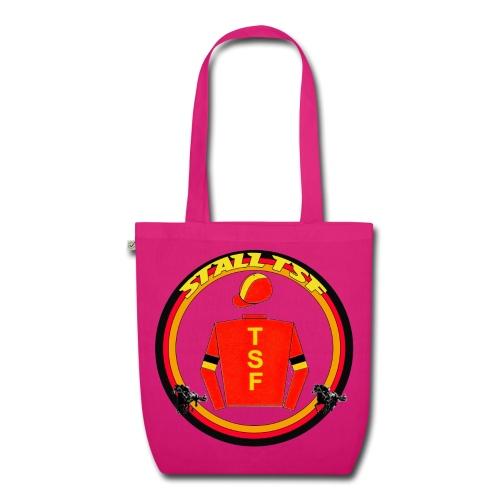Bio-Stofftasche mit TSF-Logo - Bio-Stoffbeutel