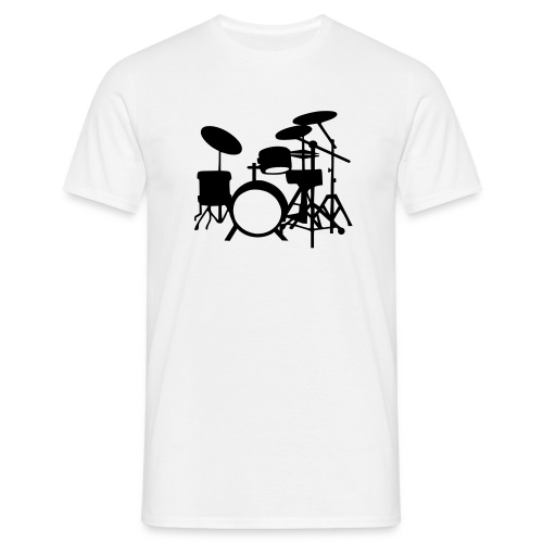 Drums Mens T - Men's T-Shirt