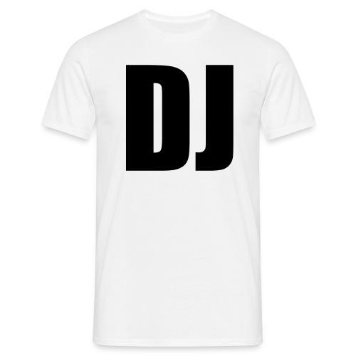 DJ Mens T - Men's T-Shirt
