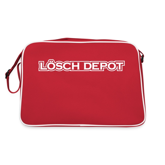 Lösch Depot Leipzig Retro-Tasche