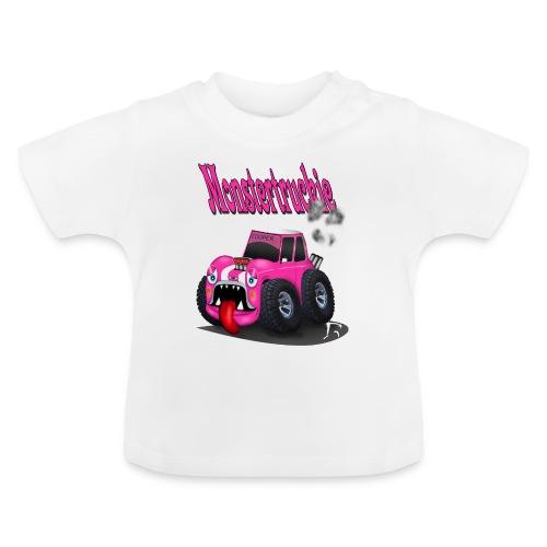 Monstertruckie  Cooper S Baby - Baby T-shirt