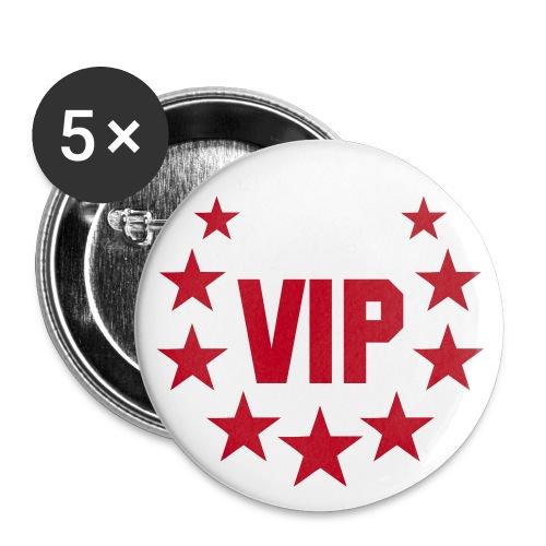 VIP - Button - Buttons klein 25 mm
