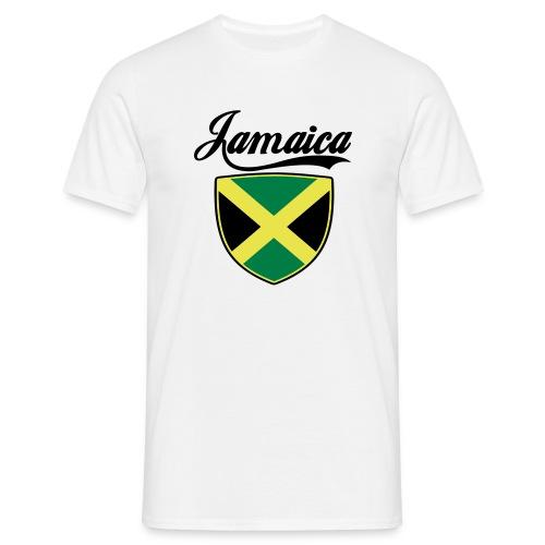 Jamaica (Blanca - Hombre) - Camiseta hombre
