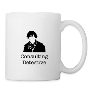 Sherlock Holmes - Consulting Detective - Tasse
