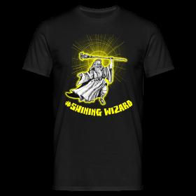 #Shining Wizard T-Shirt ~ 4