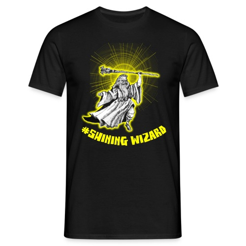 #Shining Wizard T-Shirt - Men's T-Shirt