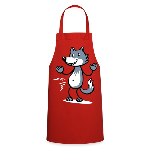 hungryWolf cook - Cooking Apron