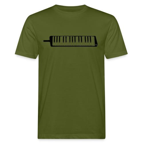 melodica organic t-shirt - T-shirt bio Homme