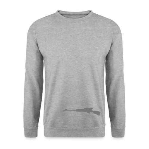 Luzy Snipin - Sniper - SweatShirt - Men's Sweatshirt