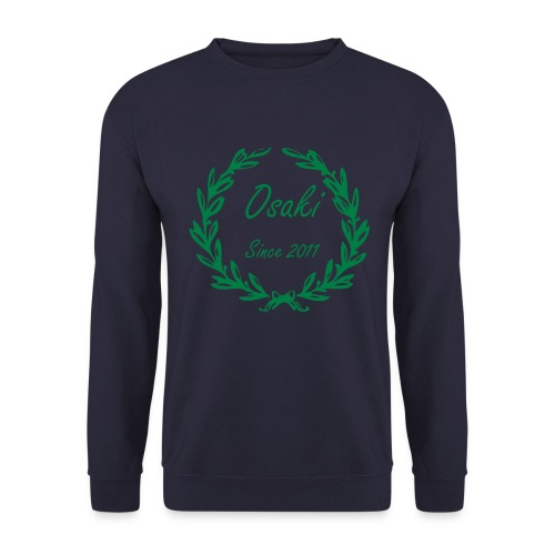 Osaki Wreath Sweatshirt - Men's Sweatshirt